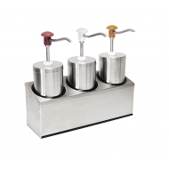 Dosatore per salse mod. DIS-C3