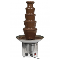 Chocolate fountain model F8