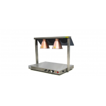 Food warming station infrared mod. INF2
