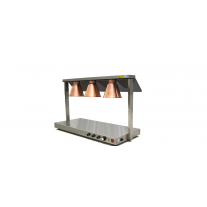 Food warming station infrared mod. INF3