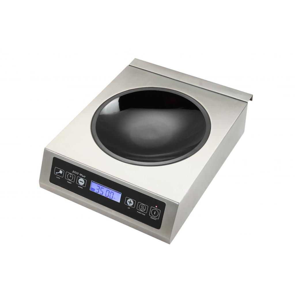 Piastra a induzione wok mod indw 350 k beckers - Piastre elettriche a induzione ...
