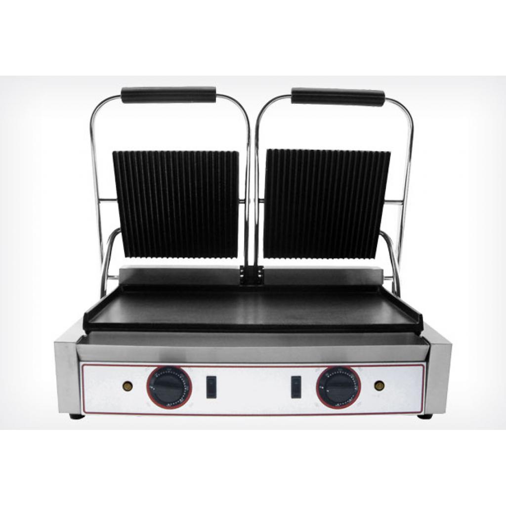 Piastre grill in ghisa erl2 beckers - Piastre elettriche a induzione ...