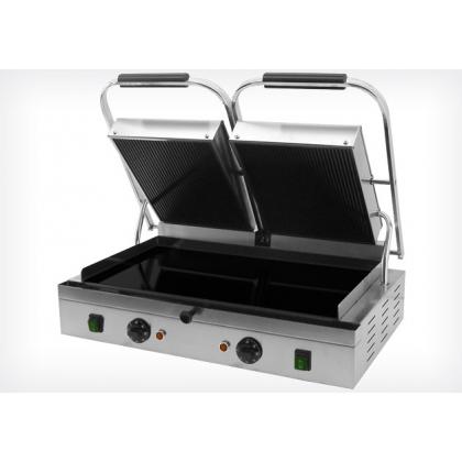 Piastre grill vetroceramica DLR