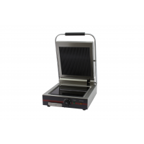 Vetroceramic single grill VCRL1