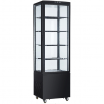 Refrigerated showcase VRN 235 Black