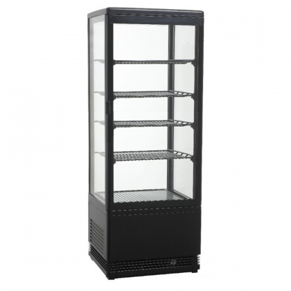 Refrigerated showcase VRN 98 Black